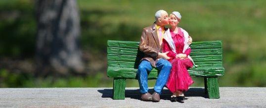 Partner finden über 60? Warum nicht?!